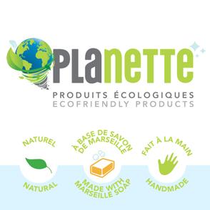 Planette - logo