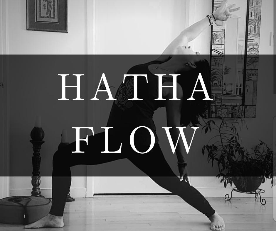 Hatha Flow description
