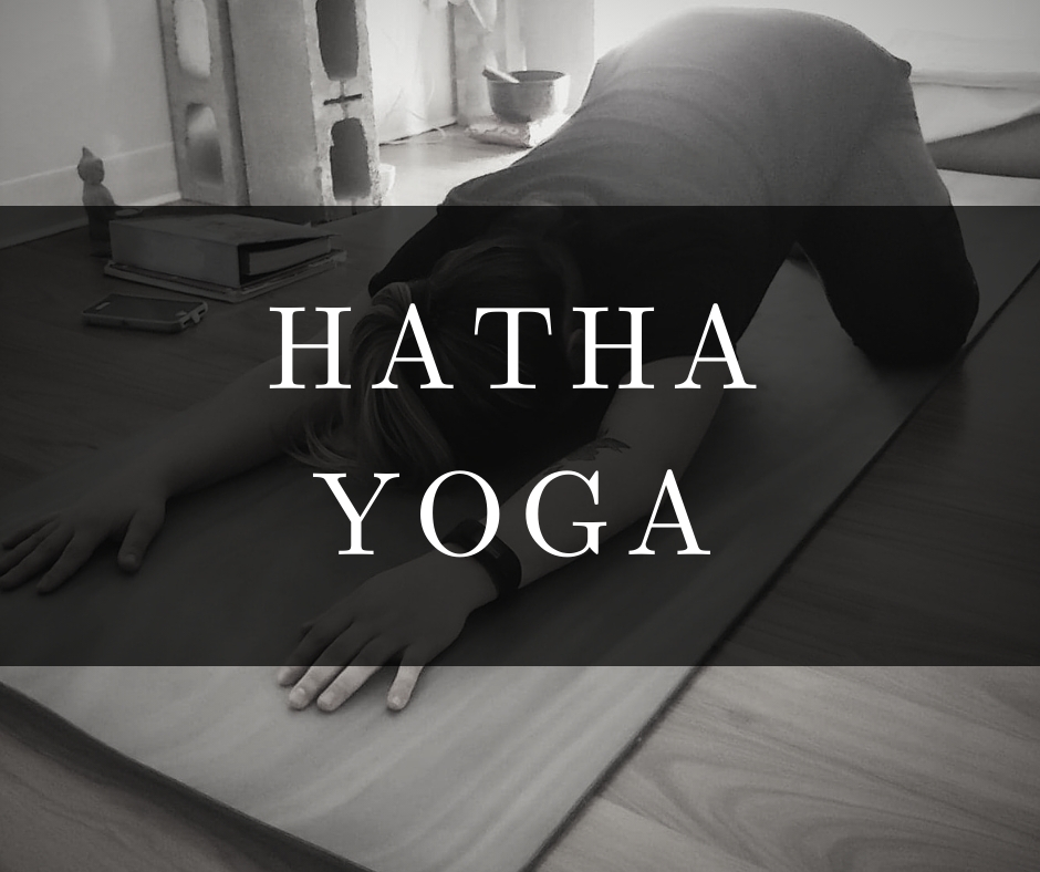 Hatha yoga description