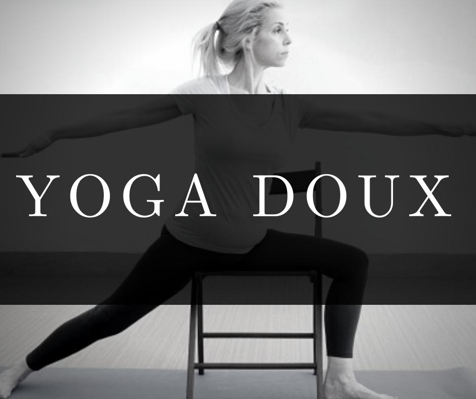 Yoga doux description